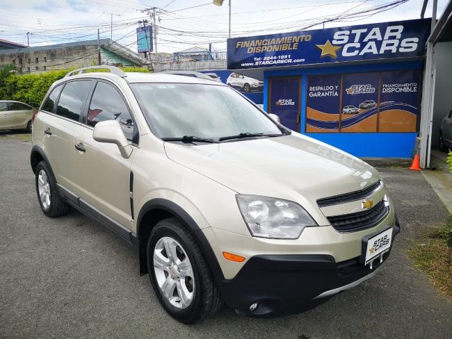 Haz Click aquí y obtendras toda la informacion detallada del Auto Usado   Chevrolet Captiva  gasolina Campagne 2015 rural4x2 en Costa Rica sistema de AutoguiaCR.com por sirioscr.com Google.com en la agencia StarCarsCR.com