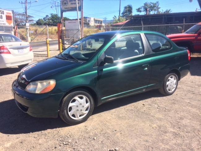 Toyota ECHO 2001  Costa Rica  Autoguiacr.com Sirioscr.net