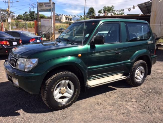 Toyota Prado 2000  Costa Rica  Autoguiacr.com Sirioscr.net
